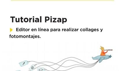 Tutorial PiZap.pdf | Siguiendo a un autor | Scoop.it