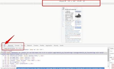 Cómo tomar una captura de pantalla en Chrome, sin extensiones y hasta con marcos   Aprendiendoaenseñar   Scoop.it