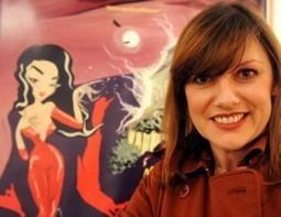 Mademoiselle Kat s'expose au Centre de l'Affiche ! | ECS Toulouse - The Lions Express | mademoiselle kat | Scoop.it