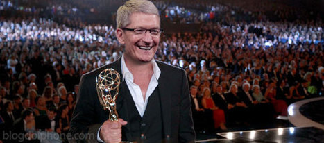 Apple é premiada com um Emmy durante a CES 2013 | Apple Mac OS News | Scoop.it