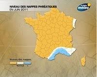 """LYon-Actualités.fr: Le """"point sécheresse"""" avec MeteoConsult   LYFtv - Lyon   Scoop.it"""