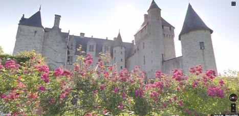 L'Institut Culturel de Google propose d'explorer les Châteaux de la Loire en 3D   UseNum - Culture   Scoop.it
