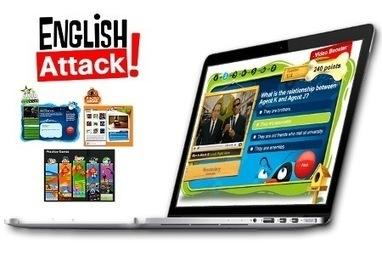ออนไลน์: คอร์สเรียนภาษาอังกฤษแบบ Interactive ใน 6–24 เดือนโดย English Attack! เริ่ม ฿699 (ลดสูงสุด 86%) | Ajarn Donald's Educational News | Scoop.it