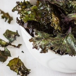 Kale Chips | Vegetarian recipes and cooking | Scoop.it