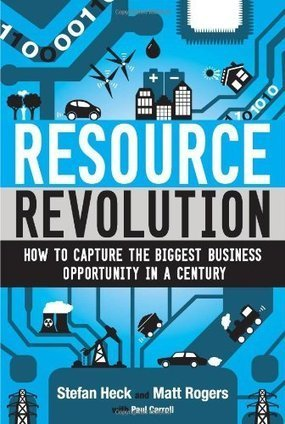 "The Entrepreneurial Opportunities in the Coming ""Resource Revolution"" 