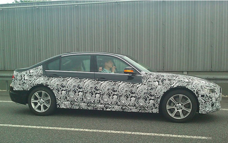 2016 BMW 3 Series Sedan Spy Shots   Daily blog on Car Models, News, Pictures, Price and Specification.   Scoop.it