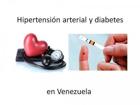 Indicadores de hipertensión arterial y diabetes en Venezuela - MiradorSalud | Salud Publica | Scoop.it