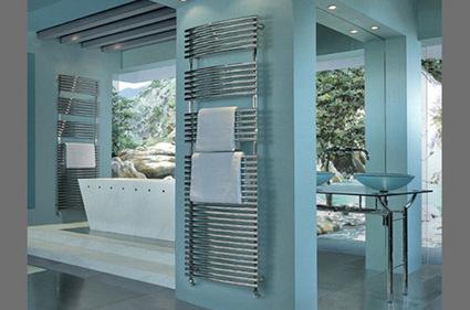 Heated Towel Rails, Towel Warmers | Bathrooms Accessories | Scoop.it