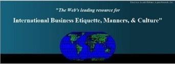 TCCLibraryblog: International Business Etiquette, Manners & Culture | Business Etiquette and Manners | Scoop.it