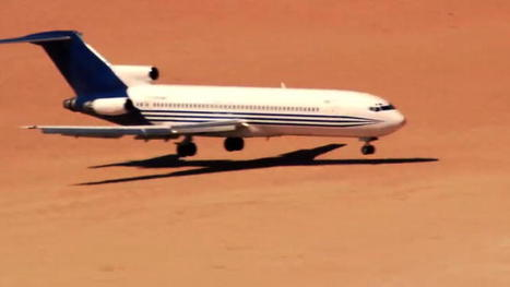 DISCOVERY CHANNEL'S CURIOSITY SERIES: Boeing 727 crash experiment - THE BIGGEST REMOTE CONTROLLED PLANE CRASH IN HISTORY | D-FENS | Scoop.it
