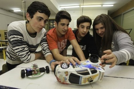 Las nuevas tecnologías revolucionan la educación | Social Media | Scoop.it