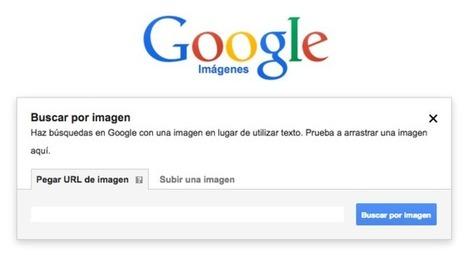 Cómo buscar si una imagen o foto es copiada con la búsqueda inversa de Google | Web 2.0 y sus aplicaciones | Scoop.it
