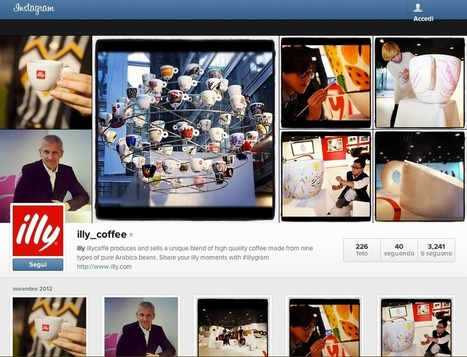 Instagram introduce i profili web, Twitter (forse) testa i filtri per le foto | 4Marketing.biz | Frogmarketing | Scoop.it