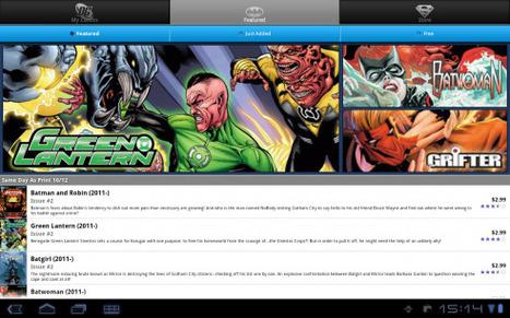 Marvel Comics, i vostri fumetti preferiti finalmente su Android [Recensione] | DailyComics | Scoop.it