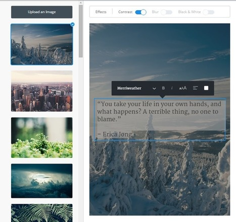 The 16 Best Pinterest Tools for Social Media Marketers | AtDotCom Social media | Scoop.it