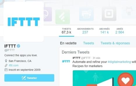 Twitter : les tweets en vedette et les horaires à privilégier affichés sur les profils ? | CommunityManagementActus | Scoop.it