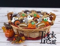 Halloween Goodie Basket | Halloween Monthly Special| Ingallina's Box Lunch Seattle | Holiday Special | Scoop.it