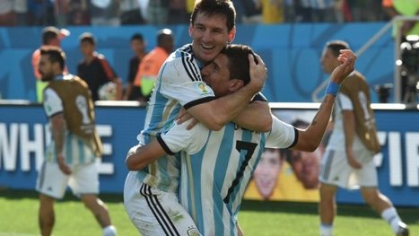 Di María takes Argentina to last-eight in gripping extra time finish - BuenosAiresHerald.com | FIFA World Cup 2014 | Scoop.it