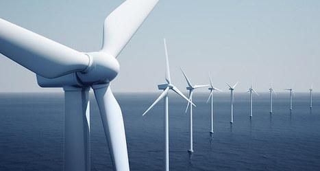 La lente montée en puissance de l'éolien offshore | Rénovation énergétique, énergies renouvelables, construction durable | Scoop.it