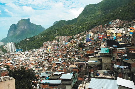In the Violent Favelas of Brazil by Suketu Mehta   The New York Review of Books   urban junk   Scoop.it