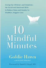 VIDEO: Goldie Hawn talks about her MindUp mindfulness meditation program for children | The Promise of Mindfulness Meditation | Scoop.it