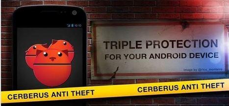 Cerberus : l'Anti furto perfetto per Android | Project Coding | Project Coding | Scoop.it