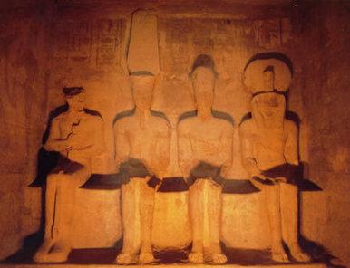 El Templo Ramses II. Abu Simbel   Viaje hacia la cultura egipcia   Scoop.it