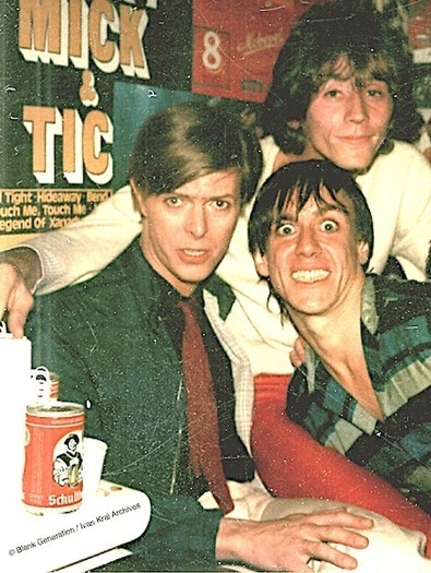 A night spent hanging out with David Bowie and Iggy Pop: Ivan Kral tells us what it was like | B-B-B-Bowie | Scoop.it