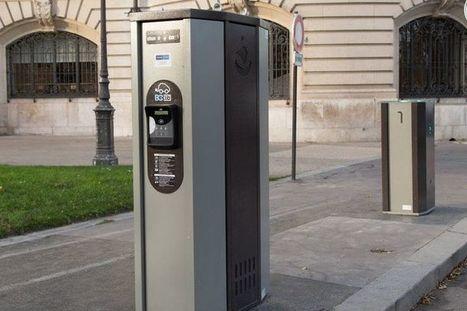 Paris inaugure son réseau de bornes de recharge de véhicules électriques Belib' | Mobilité et Transports | Scoop.it