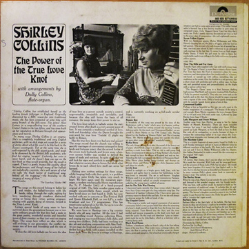 Graded on a Curve: Shirley Collins, The Power of the True Love ... | Traditional Music of the British Isles | Scoop.it