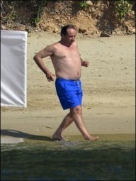 A force d'être normal Hollande en oublie d'être président ! | Think outside the Box | Scoop.it