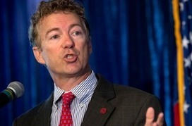 Sen. Rand Paul: 'American Taxpayer Dollars' Are Funding 'A War Against Christianity'   Restore America   Scoop.it