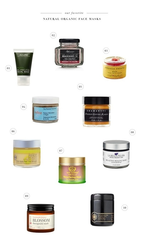 Best Natural & Organic Face Masks | Organic Beauty Talk | Beauty and Skin Care | Scoop.it