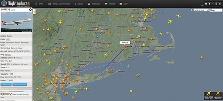Live Flight Tracker | American Government | Scoop.it