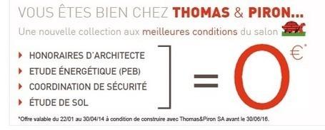 L'Ordre des architectes attaque Thomas & Piron | Là où je vis | Scoop.it