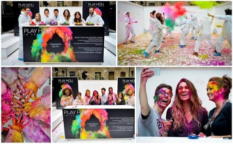 Play Holi in the City of London | Food and Drinks | Scoop.it
