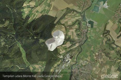 Monte Kali Gunung Garam Terbesar | Berita Unik | Scoop.it