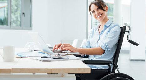58% de salariés ne sont pas préparés à travailler avec des travailleurs handicapés - Mode(s) d'emploi   Handicap, Mobilité et Vivre Ensemble   Scoop.it