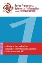 Revue française des sciences de l'information et de la communication | Culture de l'information | Scoop.it