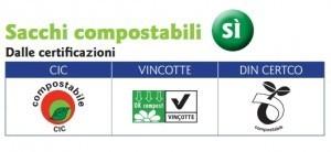Sacchetti compostabili, consigli con una guida Assobioplastiche - Eco 2.0 | Minimo Impatto | Scoop.it