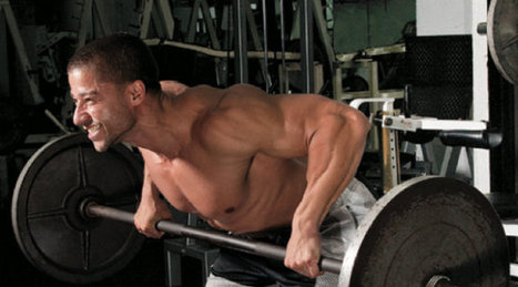 A Better Back Workout   Health and Fitness   Scoop.it