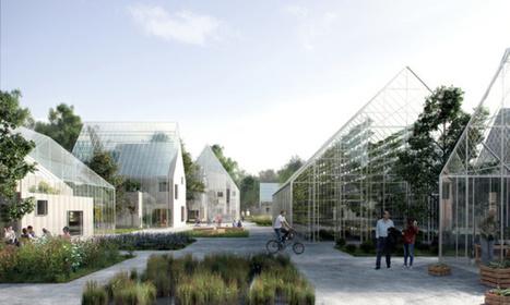 Autonome en nourriture et en énergie, ce village zéro déchet va être bâti aux Pays-Bas | Planete DDurable | Scoop.it