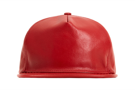 Stampd Burgundy Lambskin Snapback | Genuine by Anthony | Fashion . Art . Music . Entertainment | Scoop.it