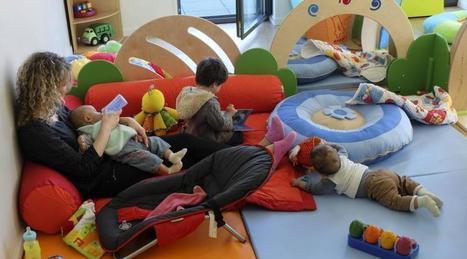 CNAF : près de 9 000 nouvelles places en crèches en 2015 | L'écho de la PE | Scoop.it