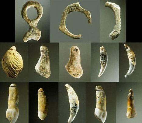 Hallan evidencias de que los adornos óseos hallados en la Grotte du Renne (Francia) pudieron ser hechos por Neandertales | Centro de Estudios Artísticos Elba | Scoop.it