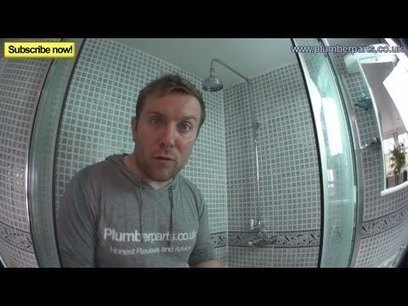 HOW TO INSTALL A RIGID RISER SHOWER KIT – Plumbing Tips ...   Home Improvement   Scoop.it