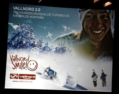[1] 7ème congrès mondial de tourisme de neige et de montagne : Vallnord 2.0 « etourisme.info | Le tourisme pour les pros | Scoop.it