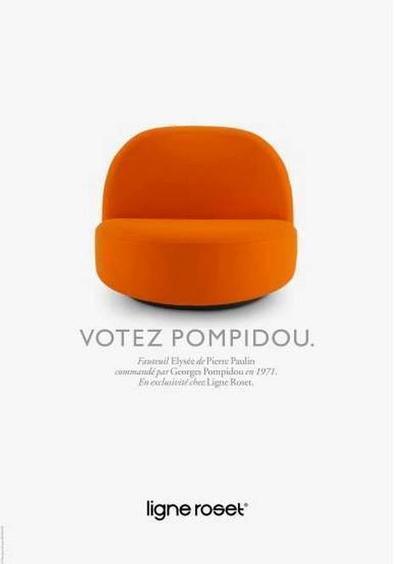 Votez Pompidou!   Brand   Scoop.it