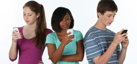 Is Social Media the Way to Reach the Teenage Patient? | Healthcare Technology and Miscellaneous Healthcare Issues | Scoop.it