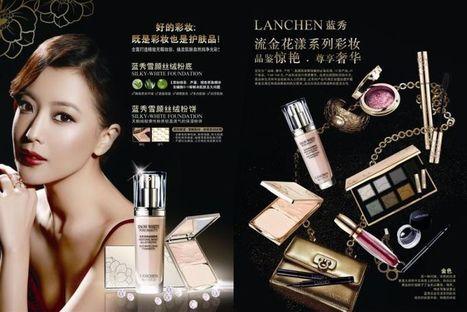 10 méthodes pour booster ses ventes de cosmétiques en Chine - Marketing en Chine | Cosmetic & Beauty | Scoop.it